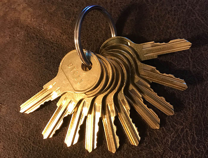 Tips for Keeping Up with Your Keys