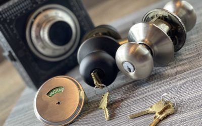 Maintaining Locks for Home Doors in Lexington, KY